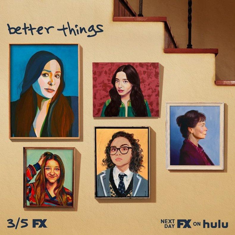 Better Things: Season 4