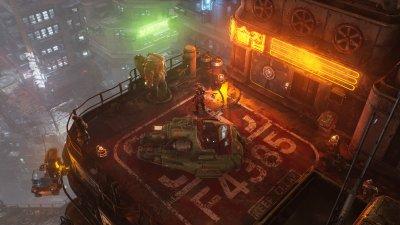 The Ascent Gameplay Screenshot