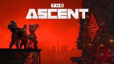 The Ascent Keyart