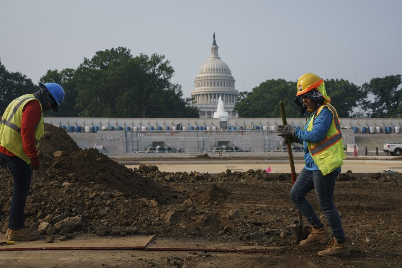 Congress Hopes to Finalize Infrastructure Bill