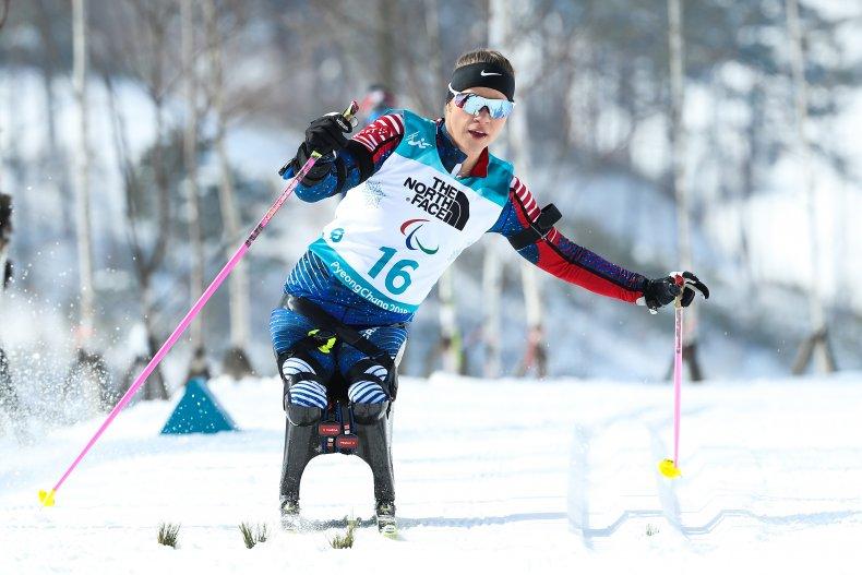 Oksana Masters PeyongChang 2018 Paralympics