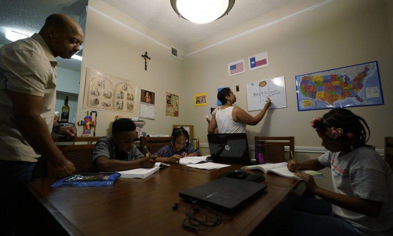 Homeschooling Rate Doubles