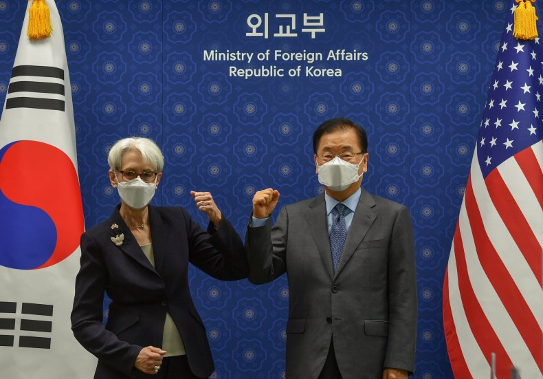 Sherman Korean meeting