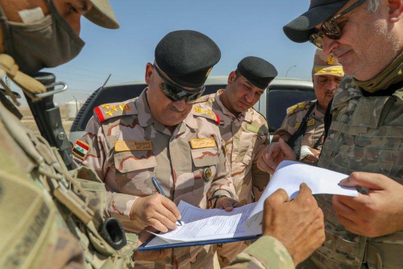 US, military, divest, ammunition, Iraq