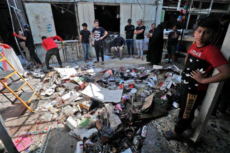 Iraq, Sadr, City, Baghdad, ISIS, blast