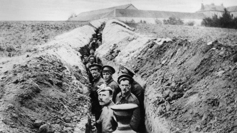 Trench Warfare - WWI