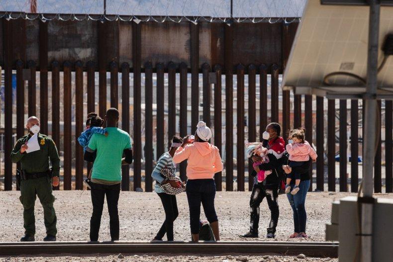 Border Patrol 2021 fiscal year