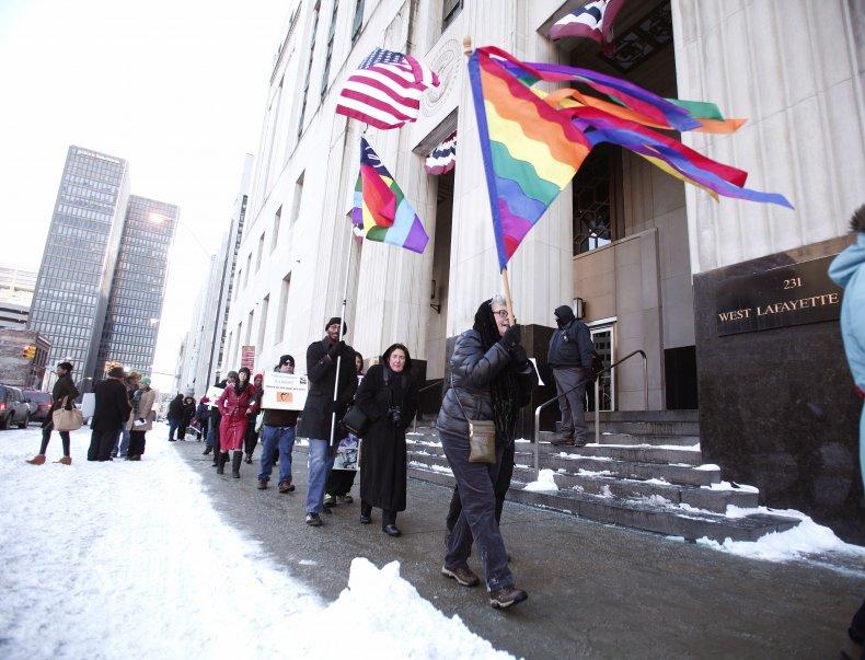 Gay rights Detroit Michigan