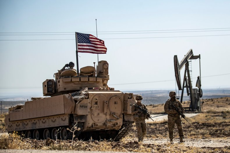US, military, resources, eastern, Syria