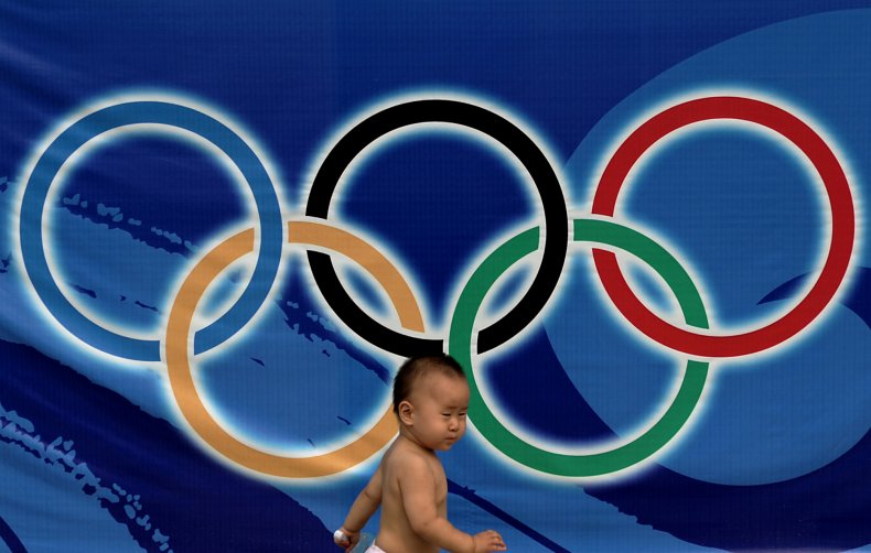 Olympics Baby