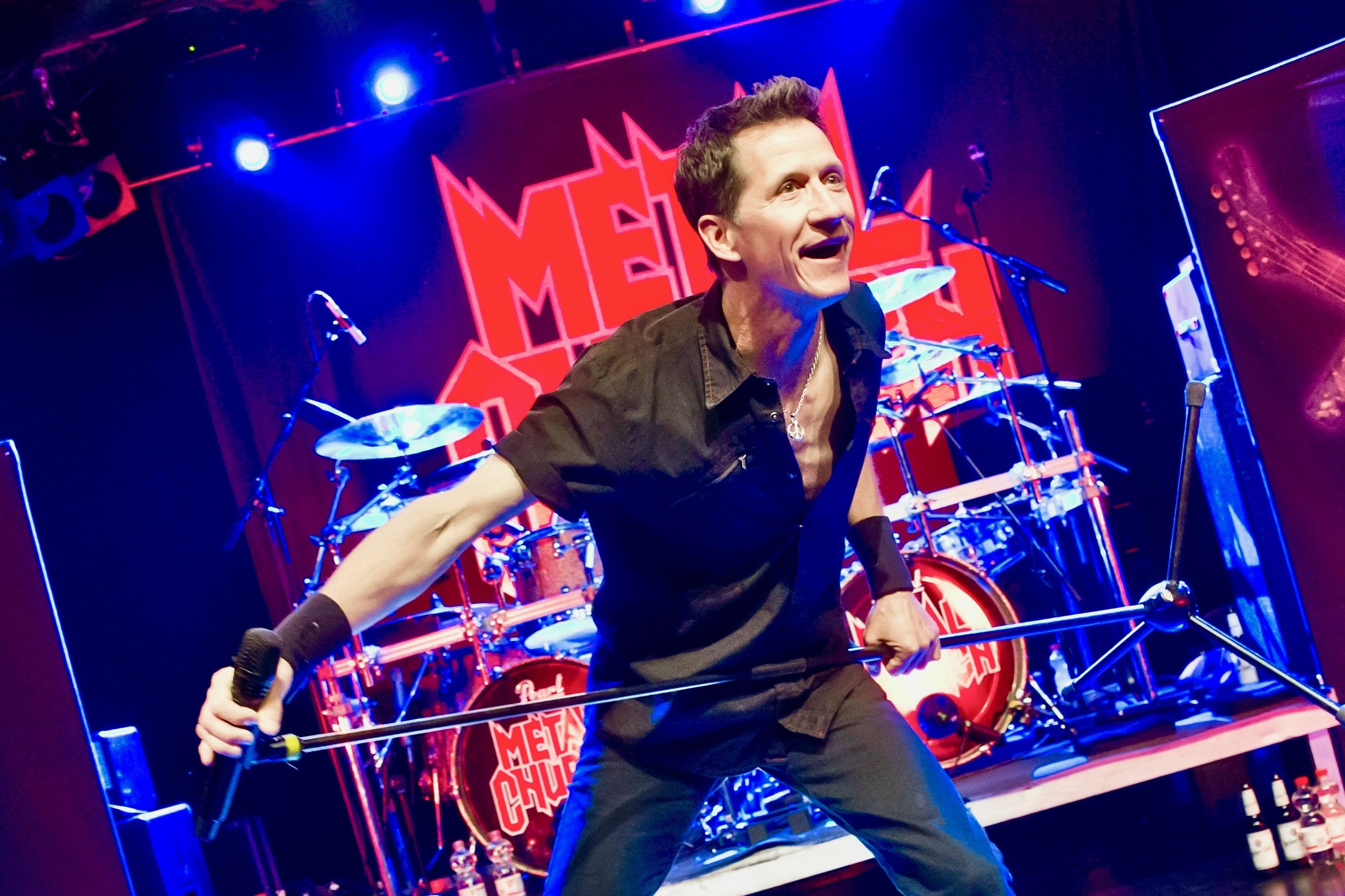Tributes Paid to Metal Church Singer Mike Howe as He Dies Aged 55