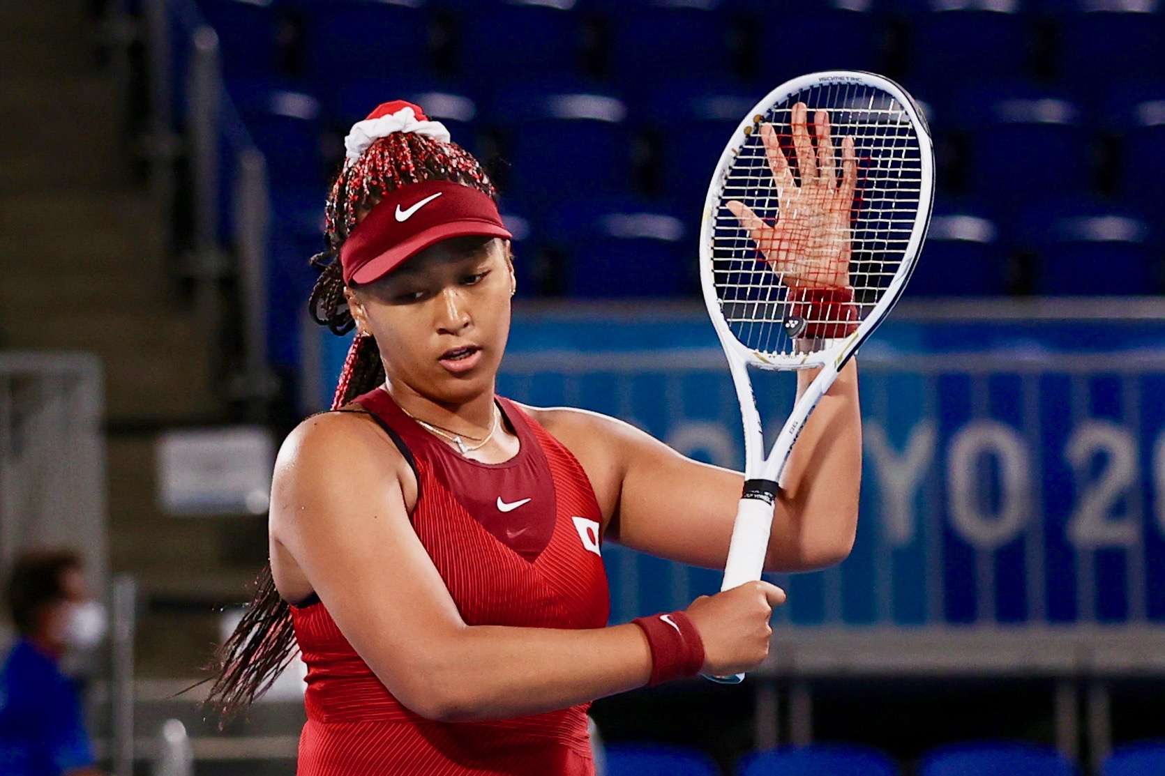 Naomi Osaka Struggled With 'Scale of Everything' After Olympics Defeat