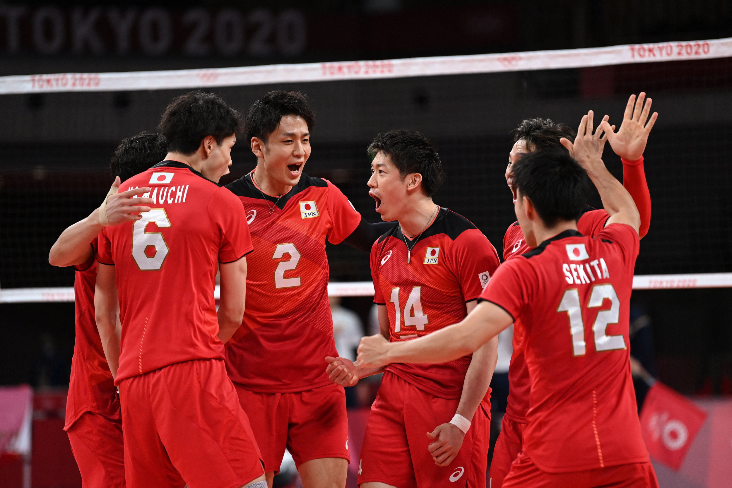 How 'Haikyuu!!' Made a Surprise Appearance at the Tokyo Olympics