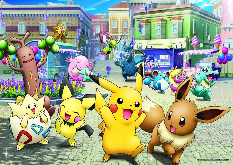 Pokémon is rumoured to get live-action series
