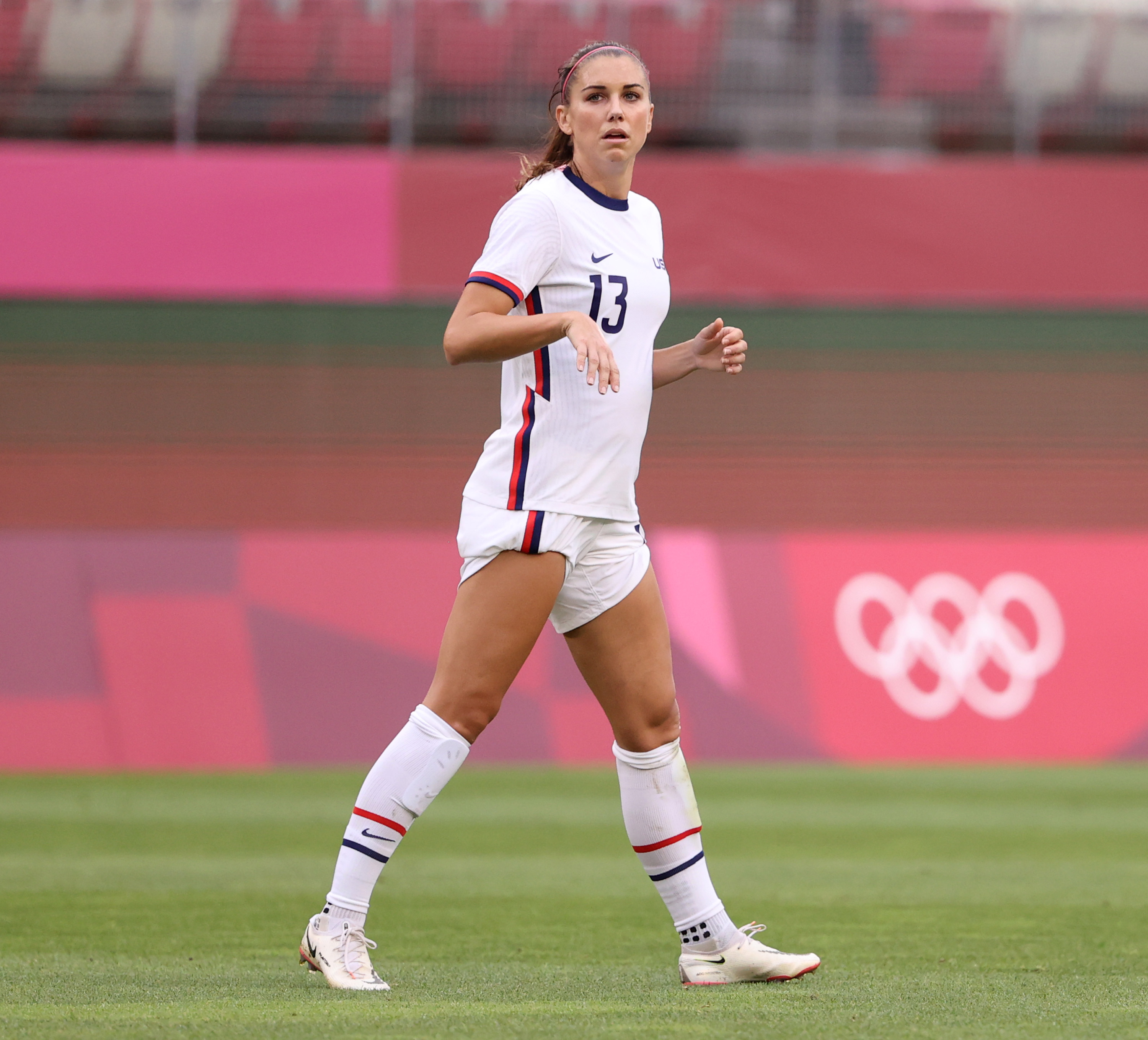 Alex Morgan's Reaction Sums Up USWNT's Awful Olympics So Far