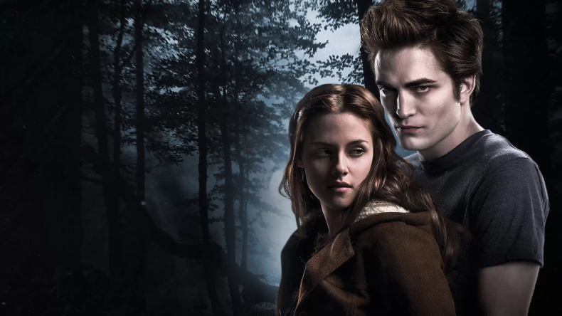 Bella and Edward Twilight
