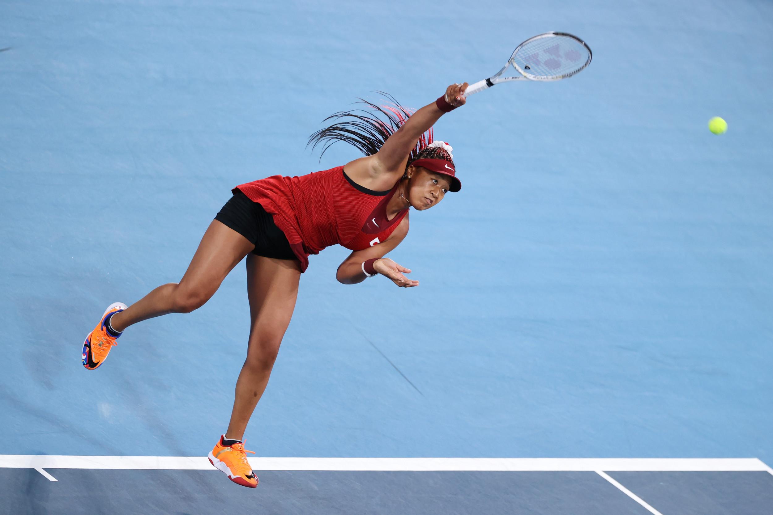 Naomi Osaka Says Olympic Loss 'Sucks More Than Others'