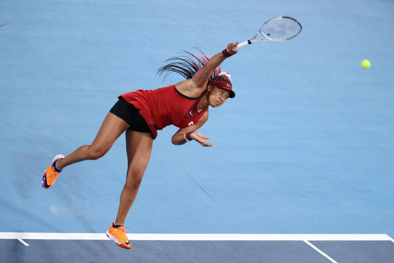 Osaka Said Olympic Loss Held Greater Disappointment