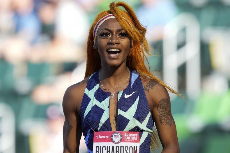 Sha'Carri Richardson marijuana ban