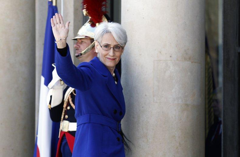 State Department Deputy Arrives At Paris Summit