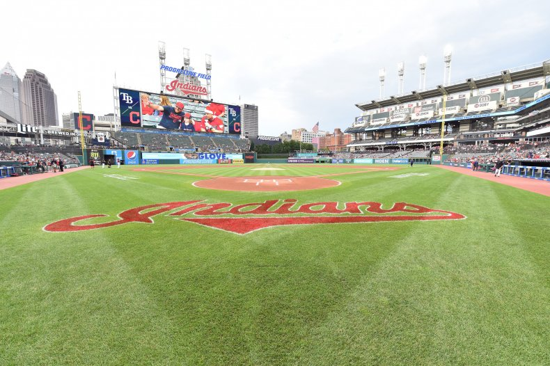 Cleveland MLB stadium