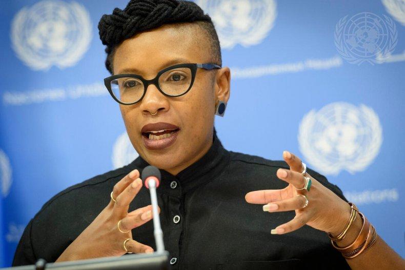 UN, Special, Rapporteur, racism, Tendayi, Achiume