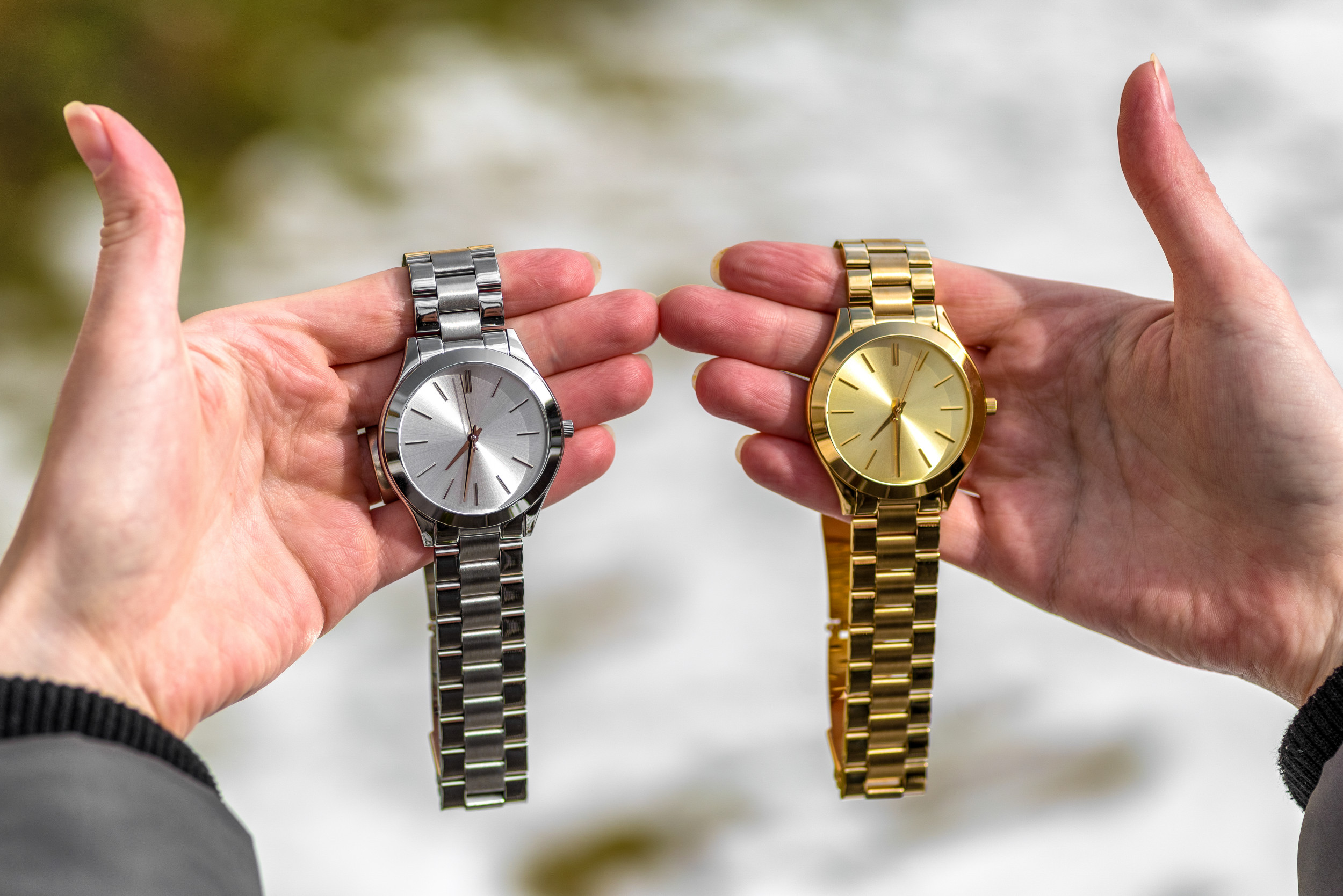 Company Will Pay Two People $1,300 to Wear Designer Watches for a Month
