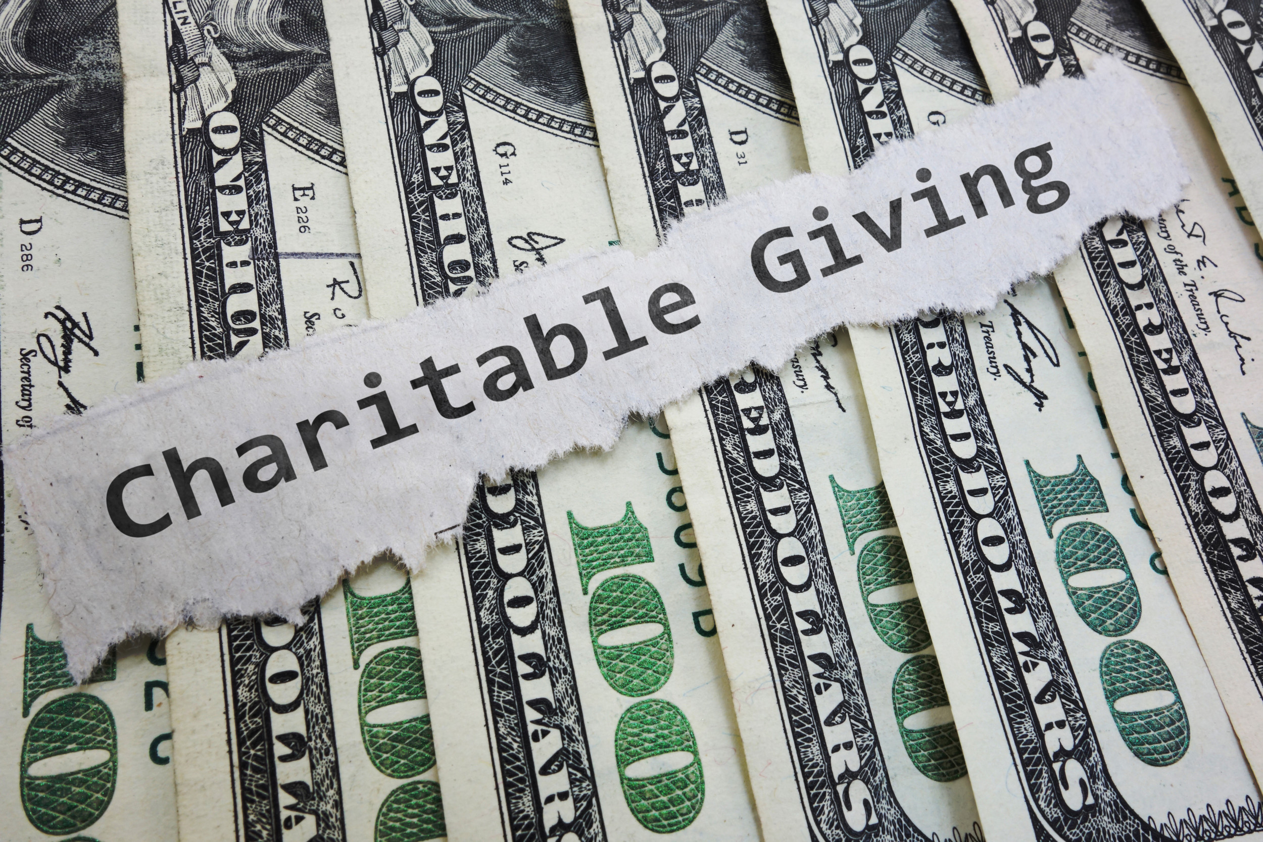 Number of Americans Giving to Charities Declines to 42 Percent, Study Shows