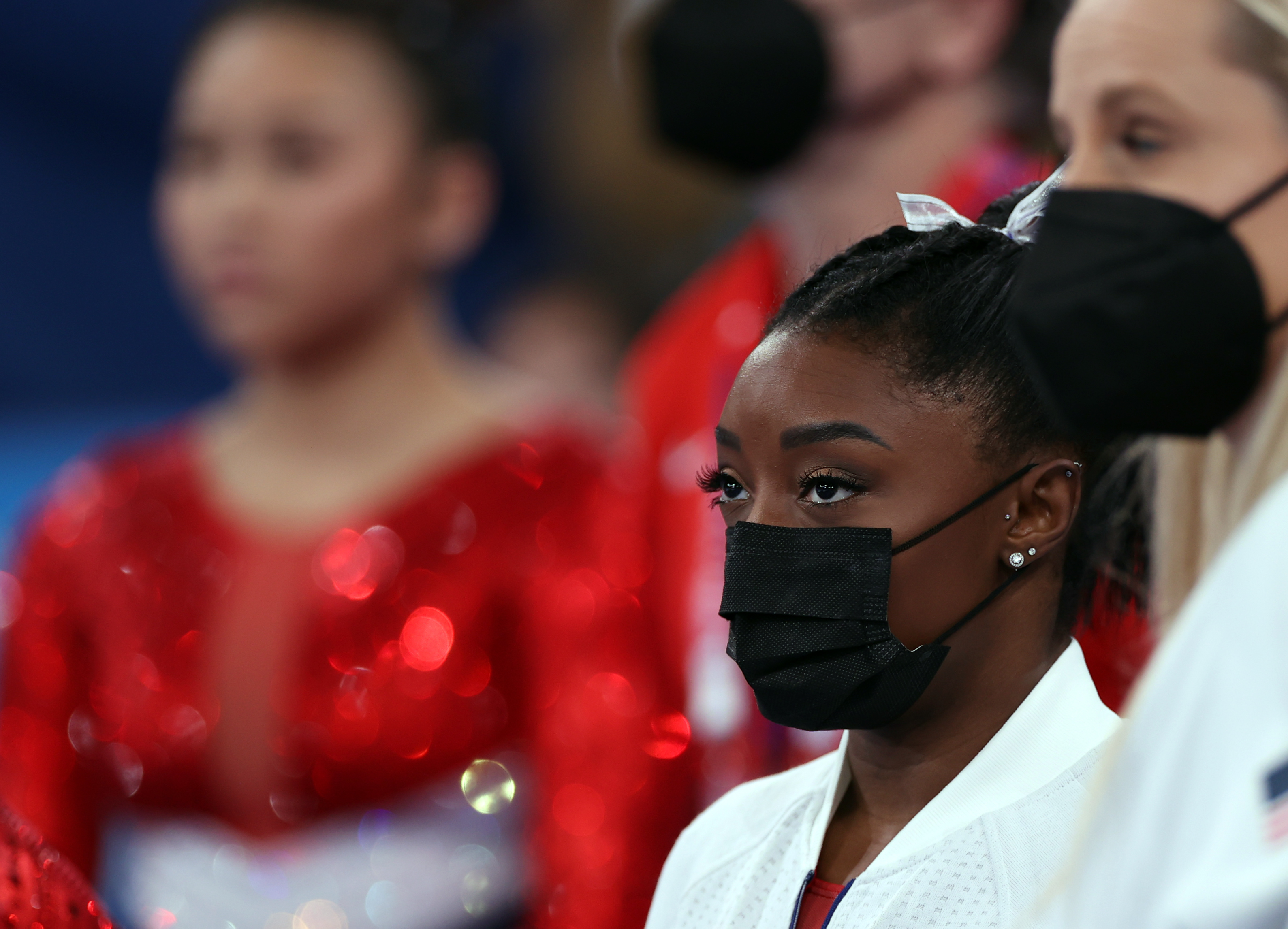 Simone Biles on Withdrawal From Olympics: Being a Star 'Isn't an Easy Feat'