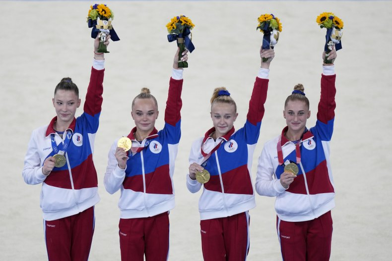 Russian Team: 'We Didn't Waste Our Chance'