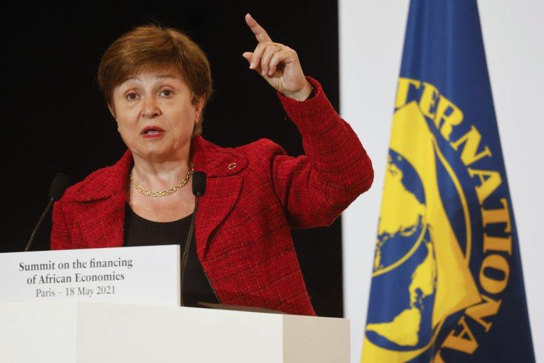 International Monetary Fund Director