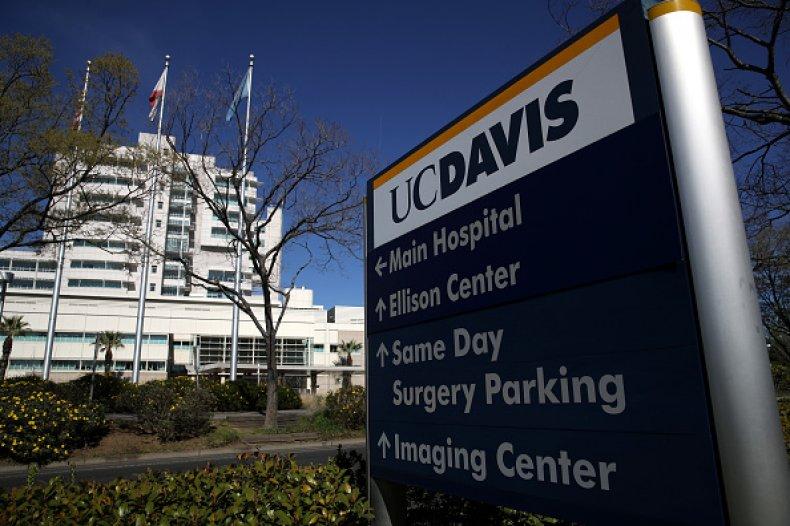 UC Davis Infectious Disease COVID Vaccine