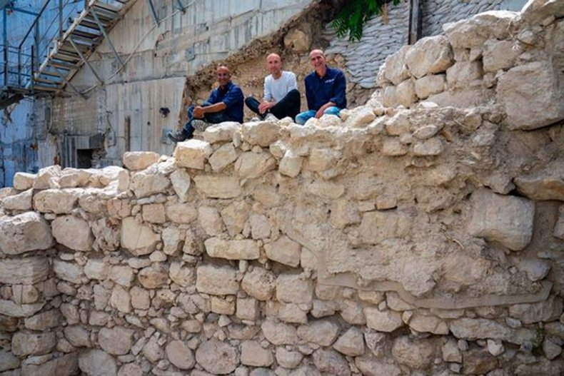 Excavation directors, Jerusalem