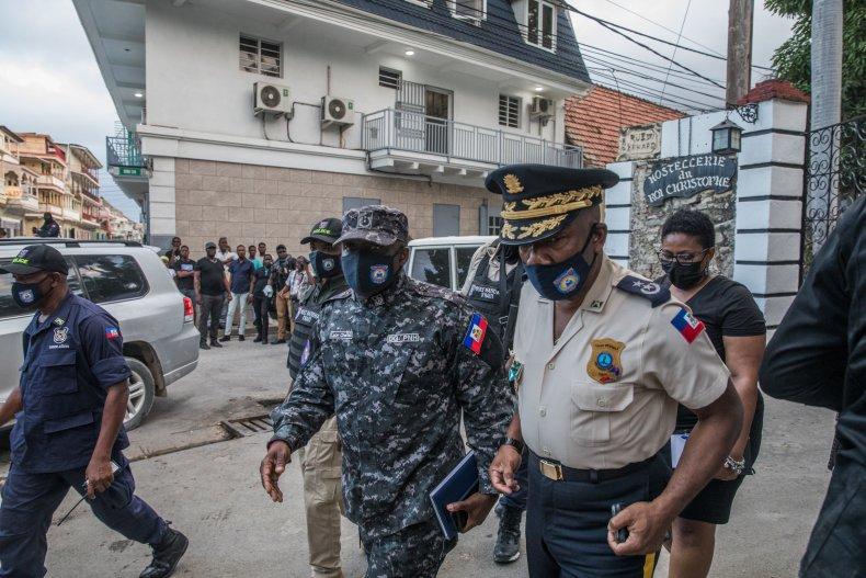 Haiti-POLITICS-ASSASSINATION-GOVERNMENT