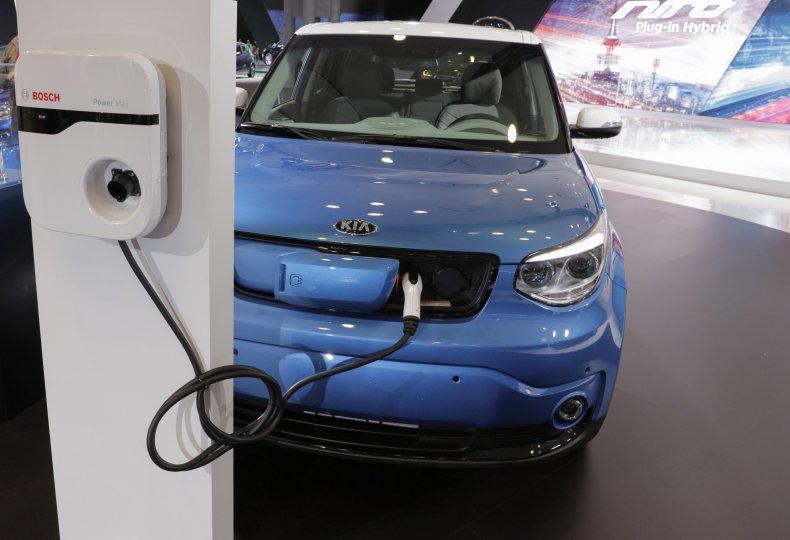 Electric Kia