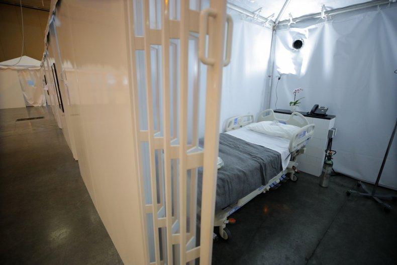 Louisiana COVID-19 Hospital