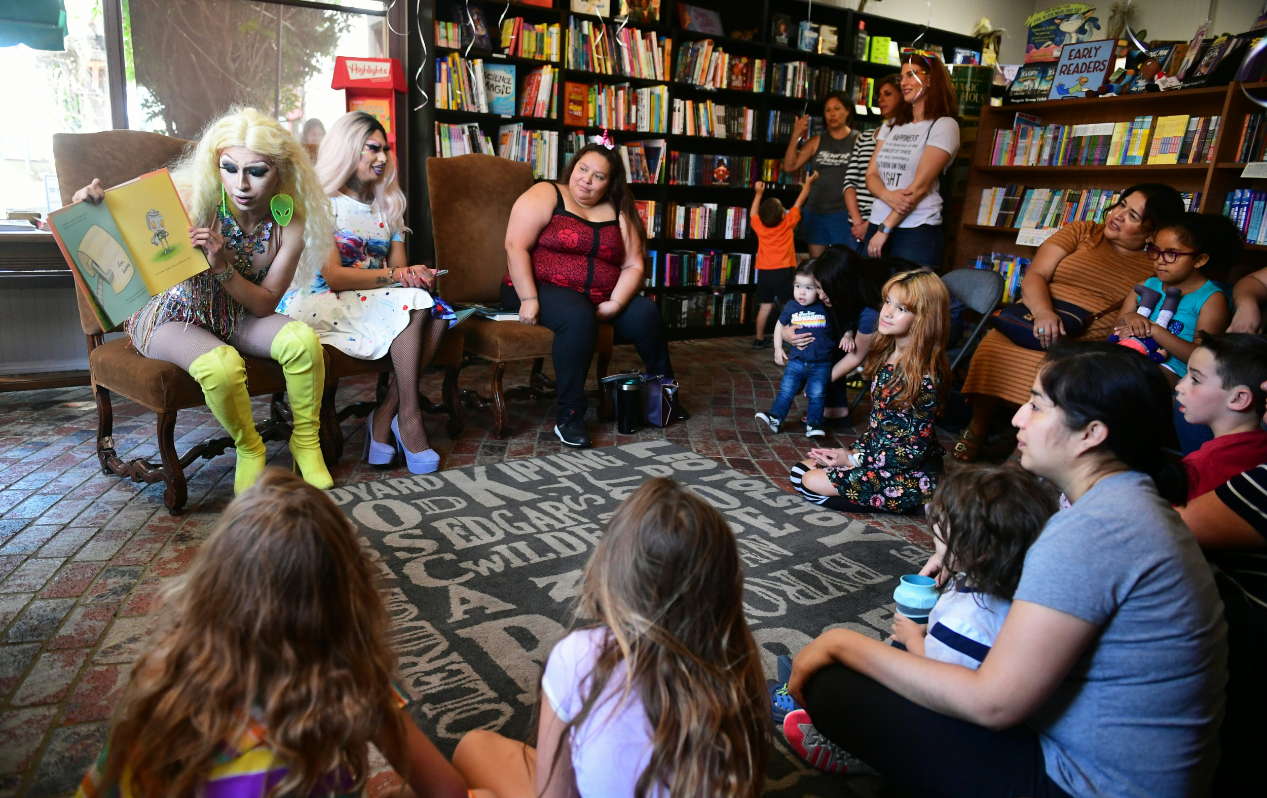 Drag Queen Show at Children's Museum Canceled Due to 'Overwhelming Threats'