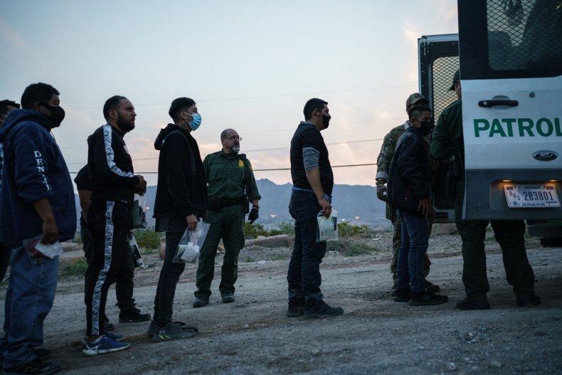 Border Patrol, Southern Border