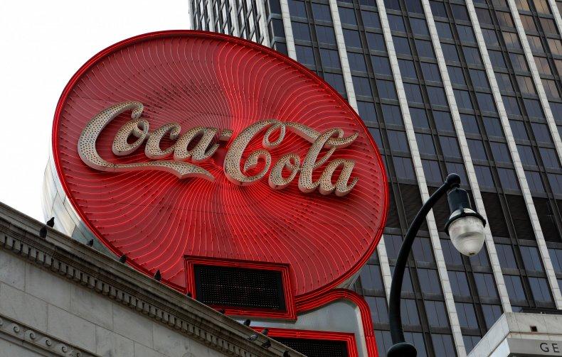 Coca-Cola Congress China Georgia Voting Republicans Olympics