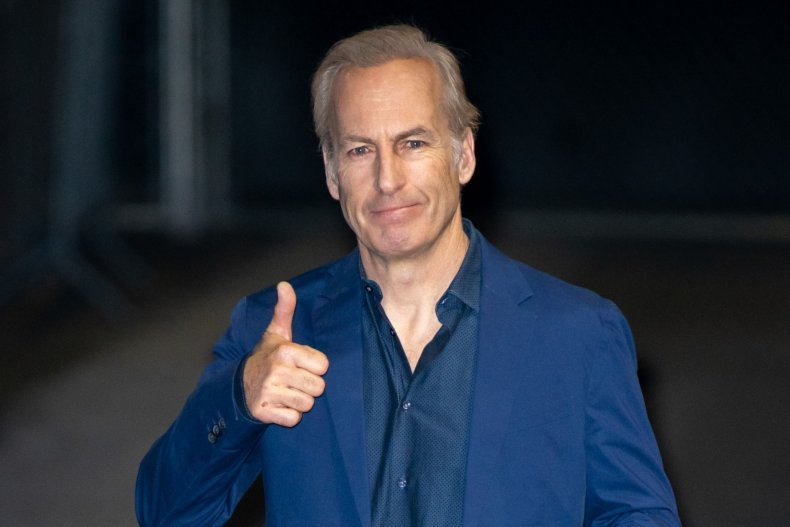Bob Odenkirk collapses on set