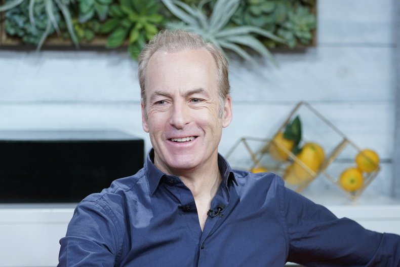 """Bob Odenkirk during BuzzFeed's """"AM To DM."""""""