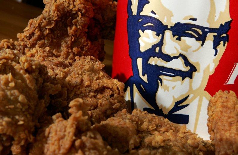File photo of a KFC bucket.
