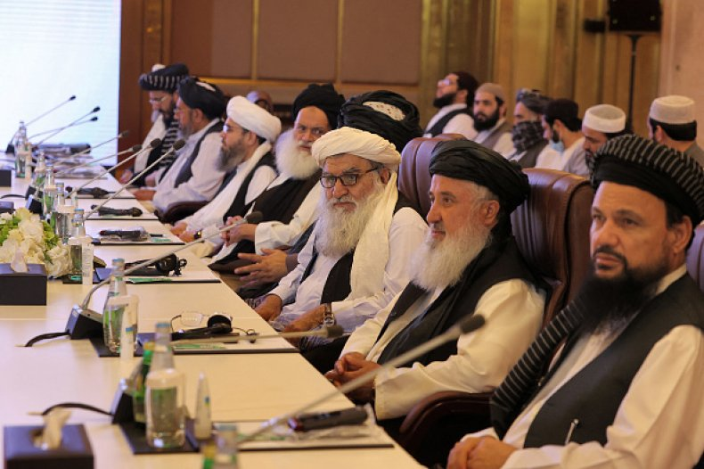 Taliban China Afghanistan War Security Peace