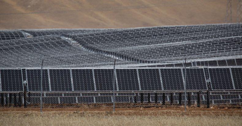 California's Growing Solar Power Capacity