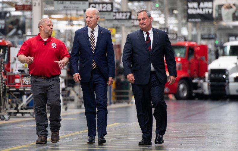 Biden Factory Tour