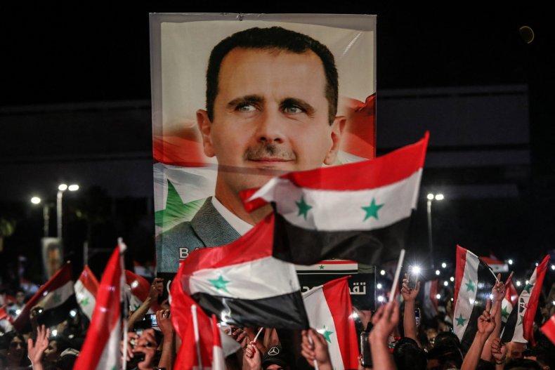 Syria President Assad