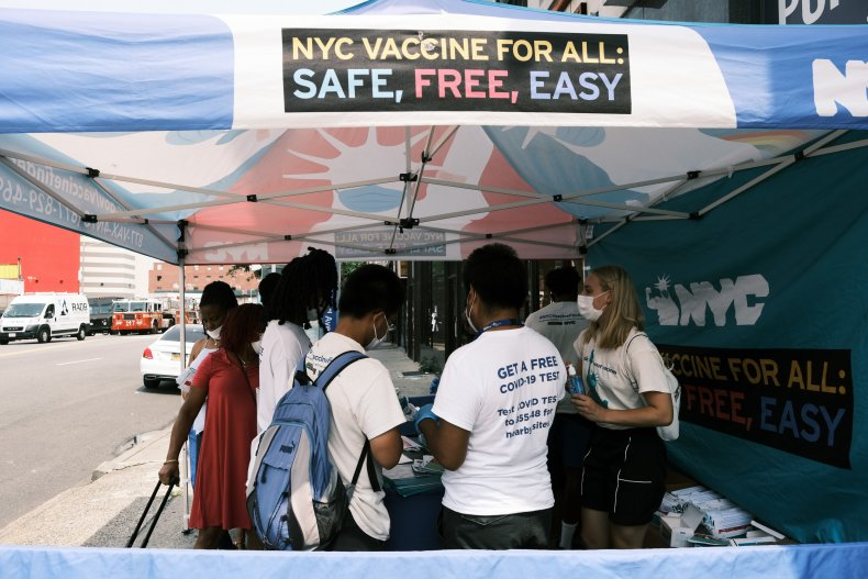 NYC Vaccines