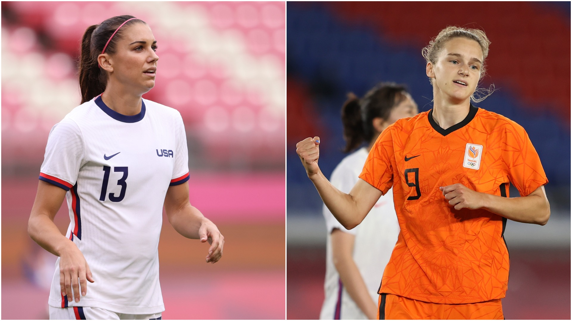 How to Watch USWNT vs. Netherlands in the Olympic Soccer Quarterfinals