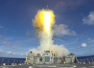 U.S. Navy Warship Conducts Taiwan Strait Transit