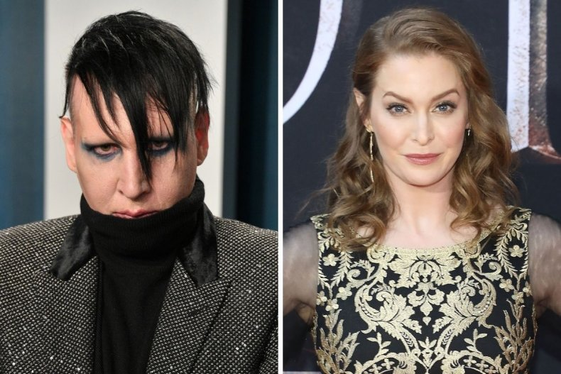 Marilyn Manson Esme Bianco